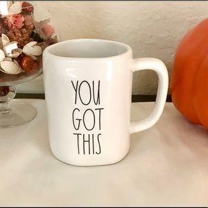 Rae Dunn 👍 You Got This👍 Coffee Mug